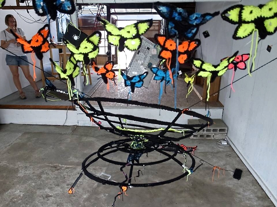 Electric Butterflies